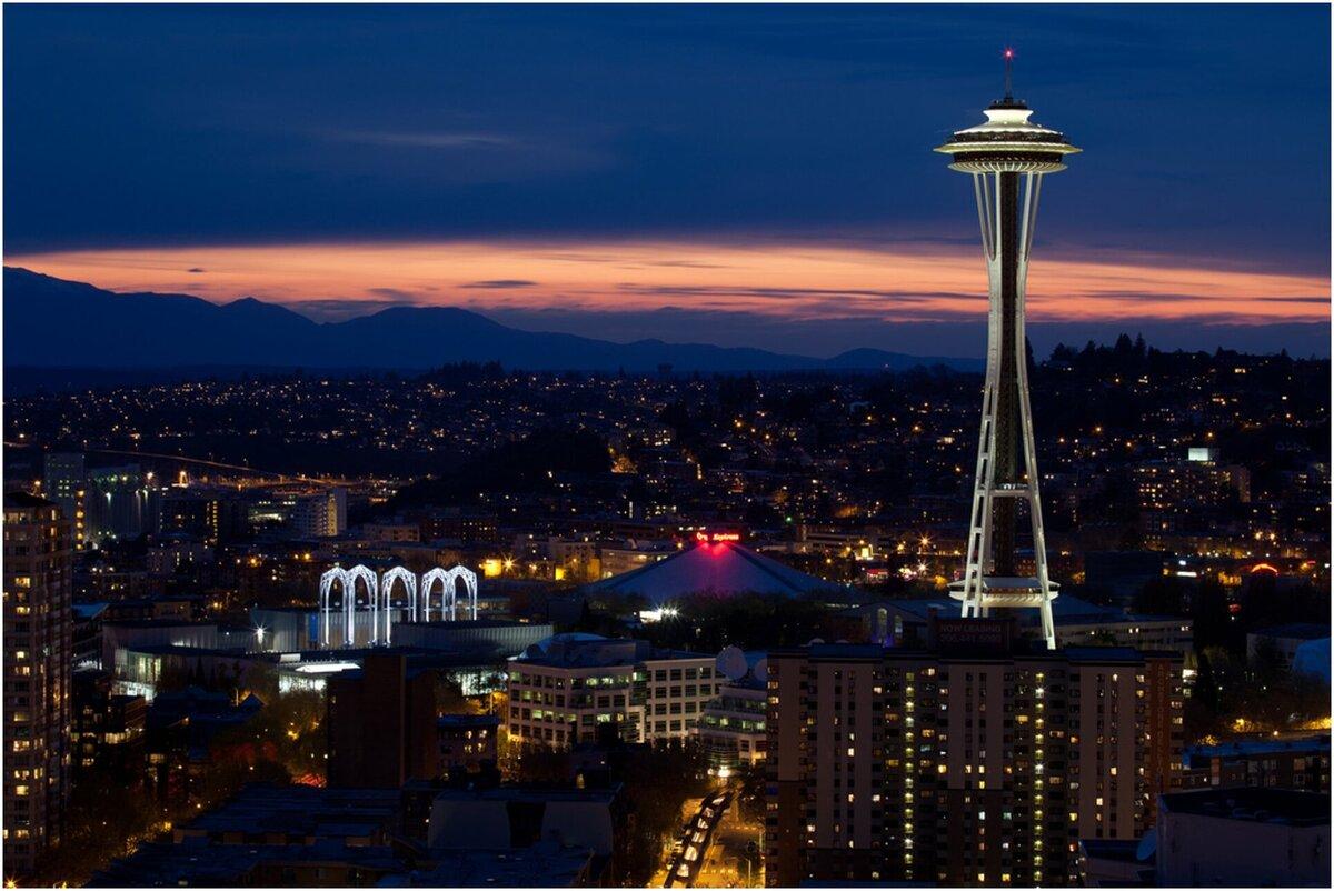 Aiguille de l'espace, Seattle