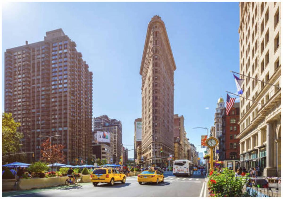 Bâtiment Flatiron, Manhattan