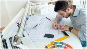 les cours en école d'architecture
