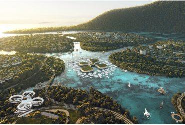 Bjarke Ingels Group va repenser les îles Malaisiennes pour un avenir écologique