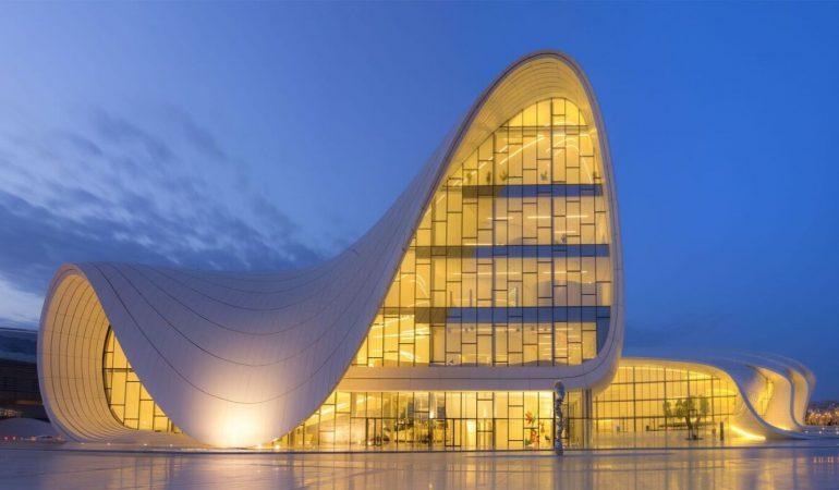 Les bâtiments les plus emblématiques de Zaha Hadid