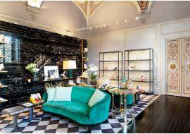 5 magasins retail au design de luxe