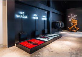 Le numérique dans la conception en Design retail de luxe