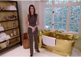 À l'intérieur de la maison style bohème de Kendall Jenner à LA