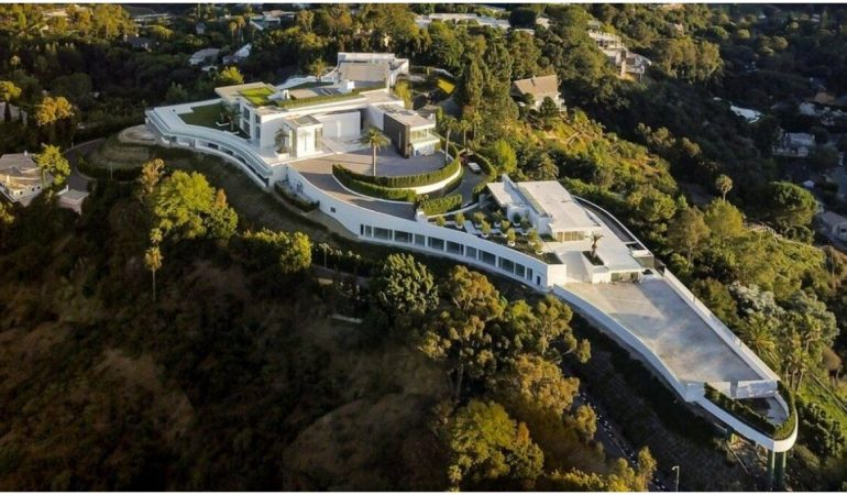 La maison la plus grande et la plus chère du monde, en photos